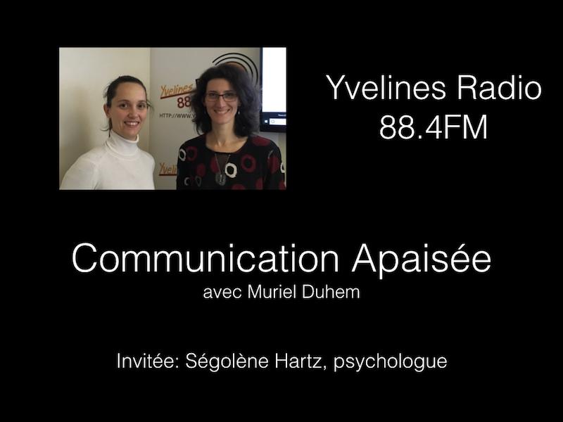 Yvelines Radio Ségolène