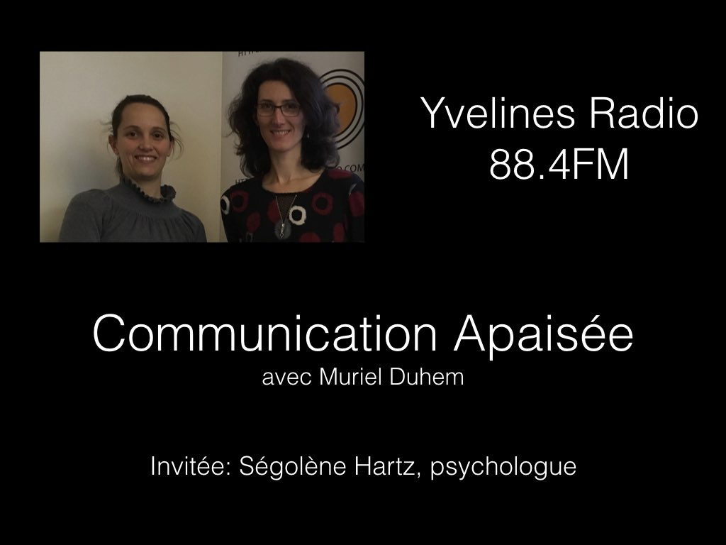 Segolène Yvelines Radio