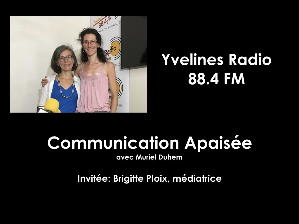 Brigitte Radio COMAP été